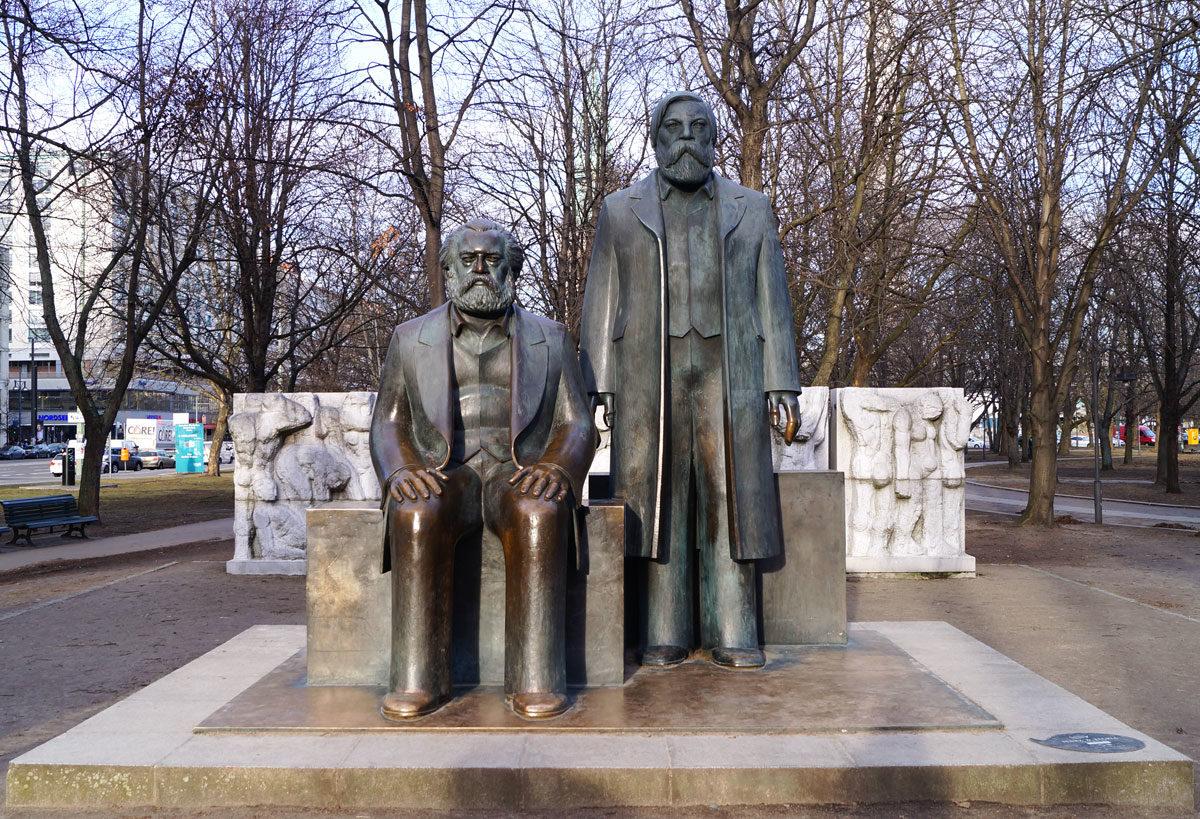 Marx-Engels-Forum, Berlin-Mitte